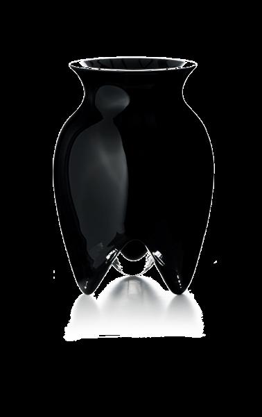 holmegaard vase sort